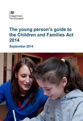 Young person's guide to the Children and Families Act 2014