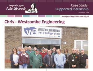 Case Study: Chris - Westcombe Engineering