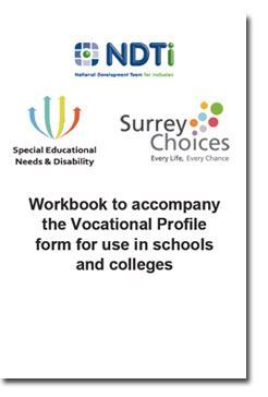 Vocational Profile Workbook