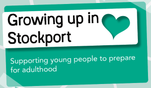 Growing up in Stockport