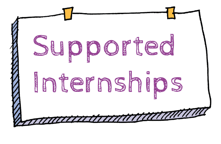 Accessible Guide to Supported Internships