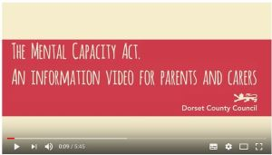 Video: Mental Capacity Act