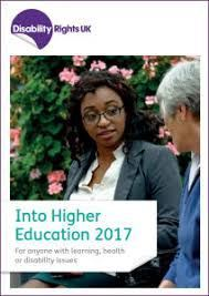 Into Higher Education 2017