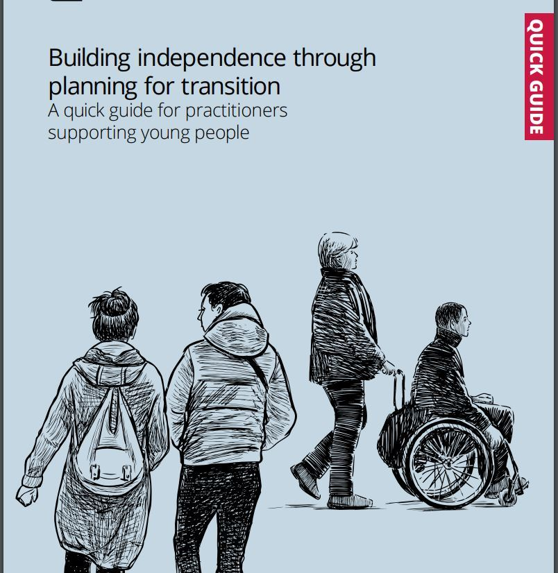 Building independence through planning for transition