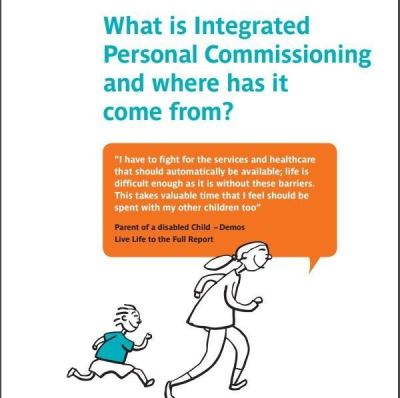 What is Integrated Personal Commissioning and where has it come from?