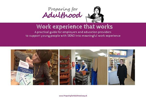 Work Experience Guidance