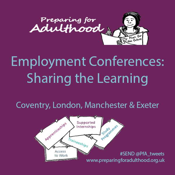 PfA Employment Conferences